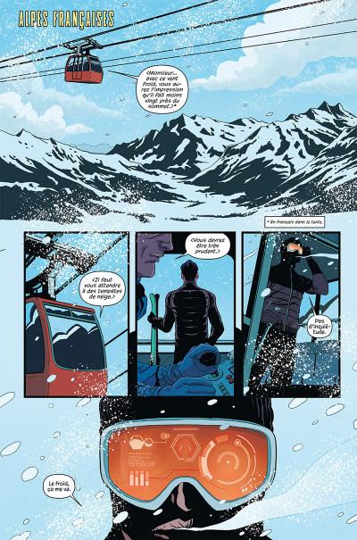 Page 1 James Bond tome 5 + ex-libris offert