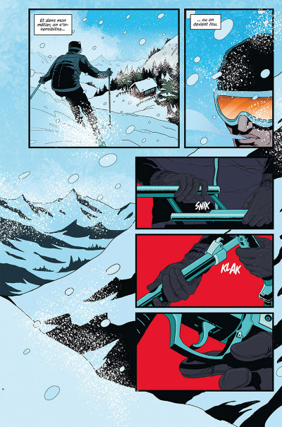 Page 3 James Bond tome 5 + ex-libris offert