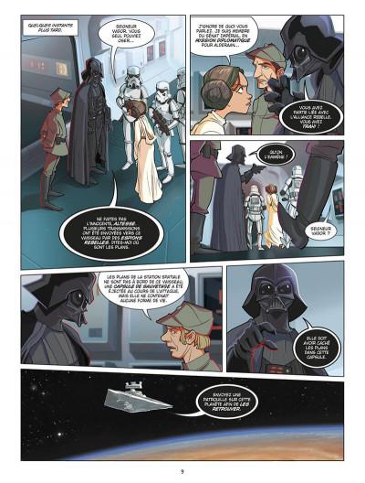 Page 0 Star Wars - épisode IV - spécial 40e anniversaire