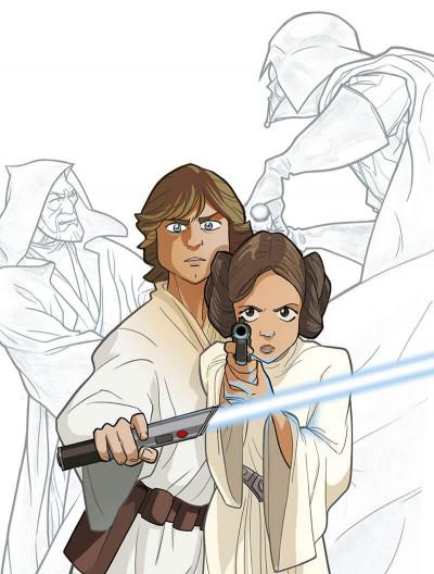 Page 3 Star Wars - épisode IV - spécial 40e anniversaire