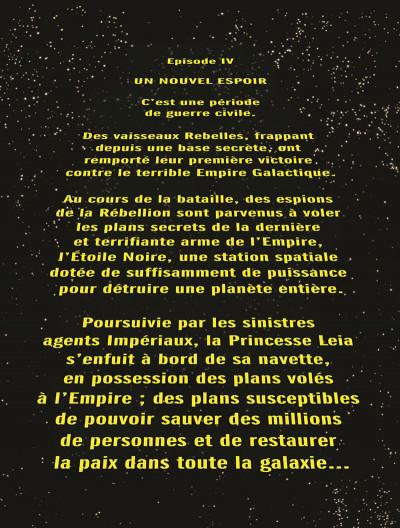 Page 5 Star Wars - épisode IV - spécial 40e anniversaire