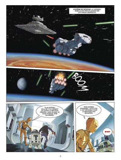 Page 6 Star Wars - épisode IV - spécial 40e anniversaire