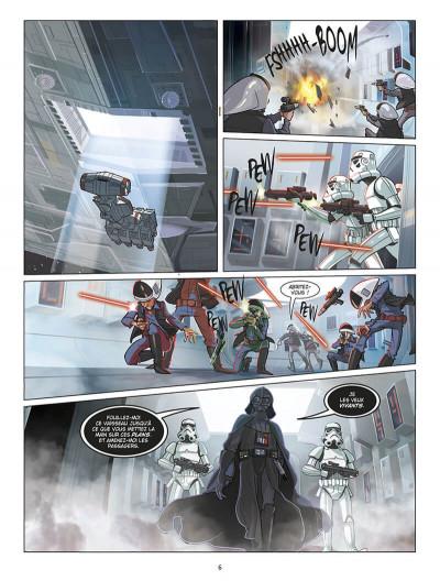 Page 7 Star Wars - épisode IV - spécial 40e anniversaire
