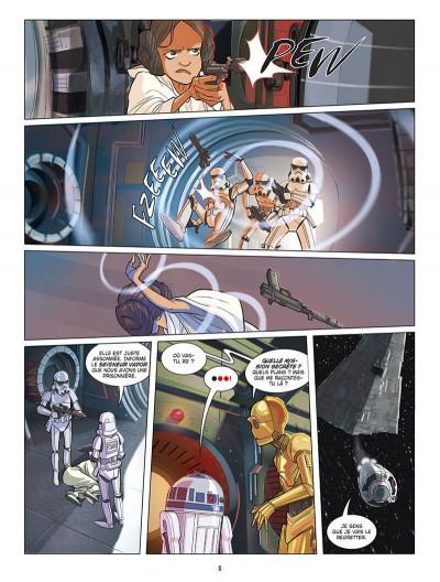 Page 9 Star Wars - épisode IV - spécial 40e anniversaire