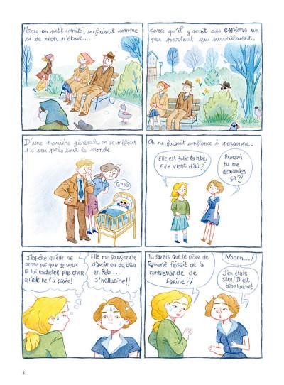 Page 4 La boîte de petits pois