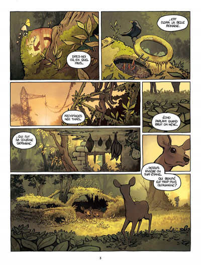 Page 8 Le culte de Mars