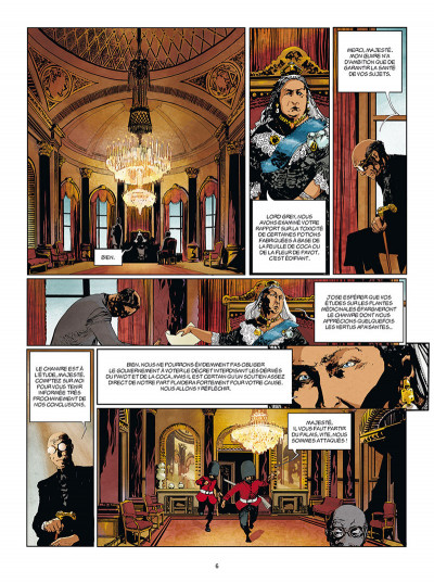 Page 4 Moriarty tome 2