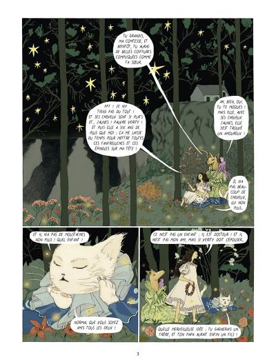 Page 1 Dans la forêt des lilas