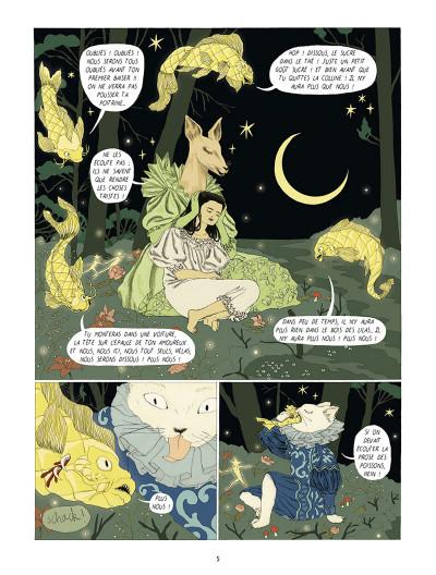 Page 3 Dans la forêt des lilas