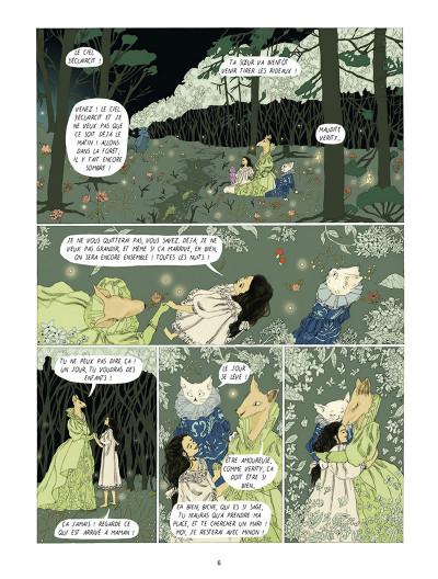 Page 4 Dans la forêt des lilas