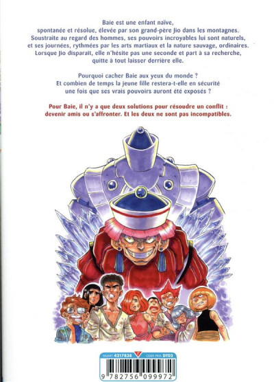 Dos Lil'Berry tome 1