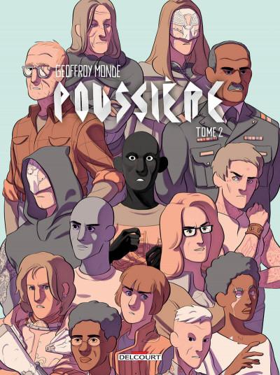 Couverture Poussière tome 2