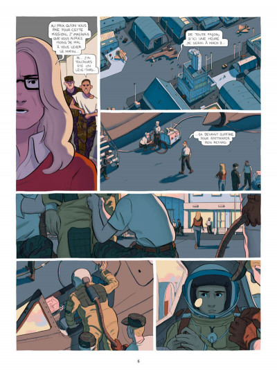 Page 6 Poussière tome 2