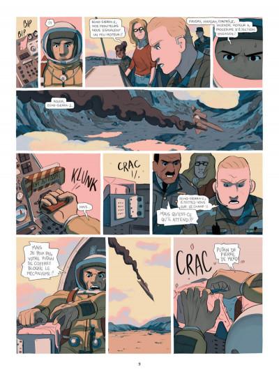 Page 9 Poussière tome 2