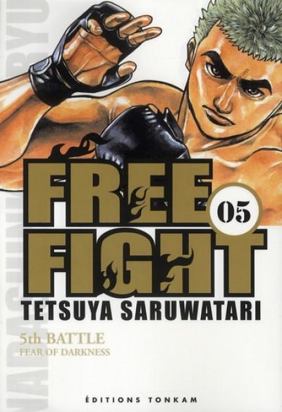 image de free fight tome 5