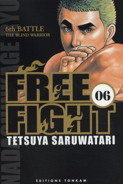 Couverture free fight tome 6