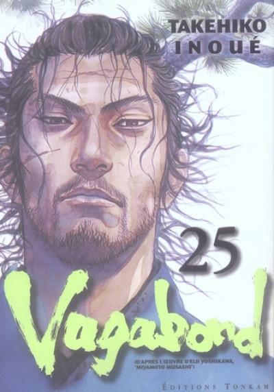 Couverture vagabond tome 25