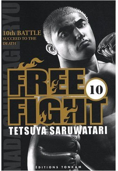 image de free fight tome 10 - 10th battle succeed to the death
