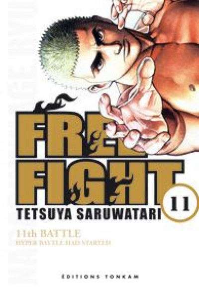 image de free fight tome 11