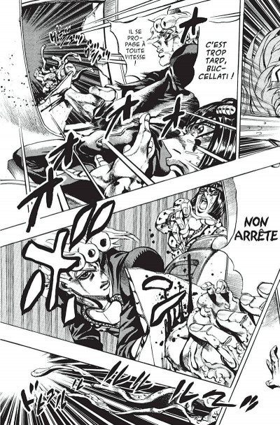 Page 6 golden wind - jojo's bizarre adventure tome 12