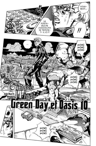 Page 4 golden wind - jojo's bizarre adventure tome 15