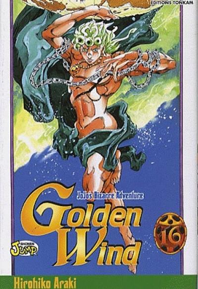image de golden wind - jojo's bizarre adventure tome 16