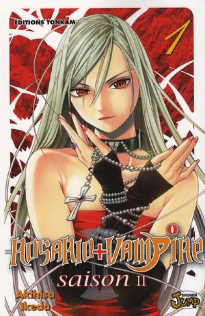 image de rosario + vampire saison ii tome 1 (broché)