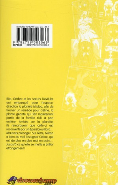 Dos to love tome 15