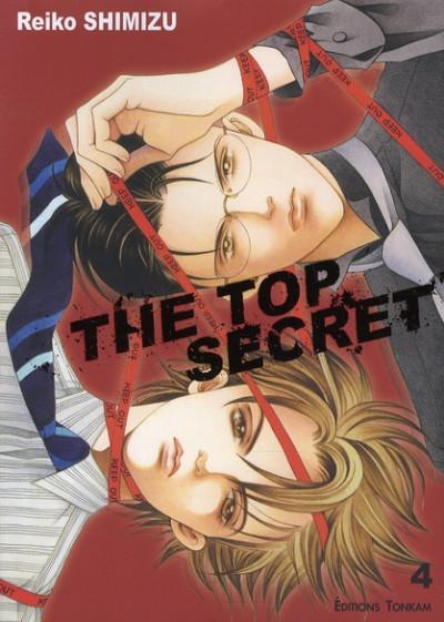 image de the top secret tome 4