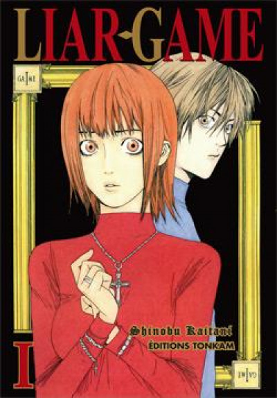 Couverture liar game tome 1