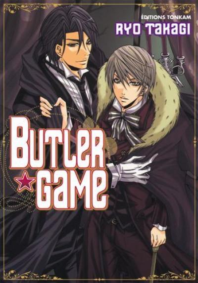 image de butler game tome 1
