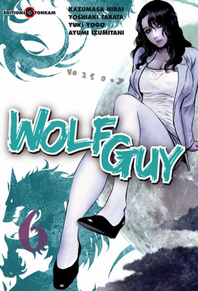 Page 0 wolf guy tome 6