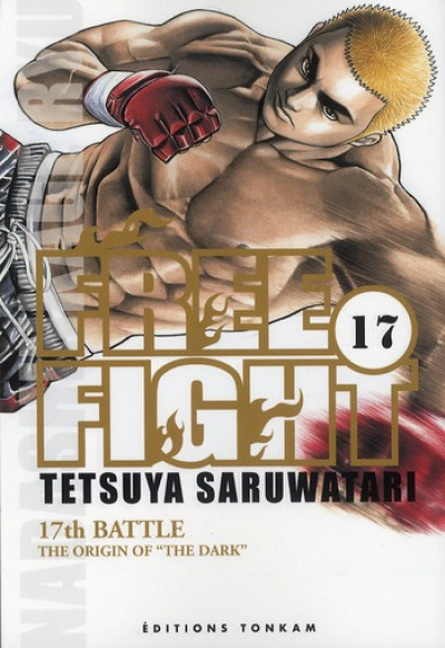image de free fight tome 17