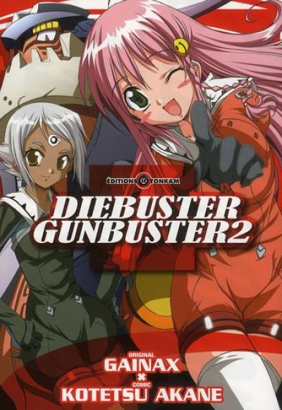 image de diebuster gunbuster 2