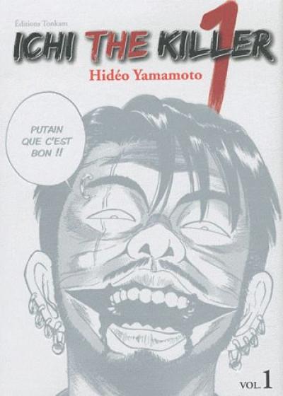 Couverture Ichi the killer tome 1