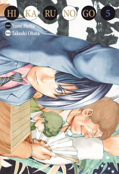 image de Hikaru no go tome 5 - édition deluxe
