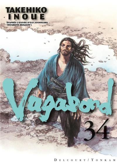 Couverture vagabond tome 34