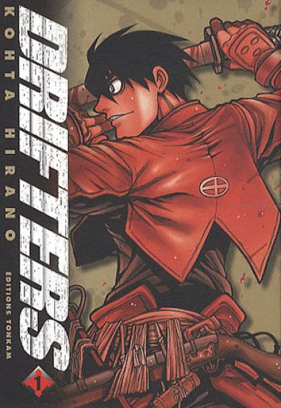Couverture drifters tome 1