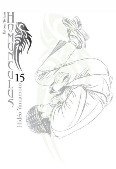 Couverture homunculus tome 15