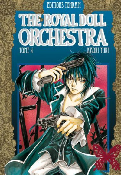 image de the royal doll orchestra tome 4