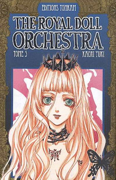 image de the royal doll orchestra tome 5