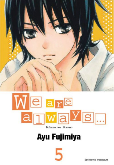 image de we are always... tome 5