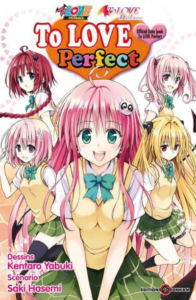 image de to love perfect - guide book