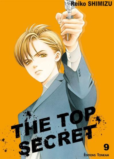 image de the top secret tome 9