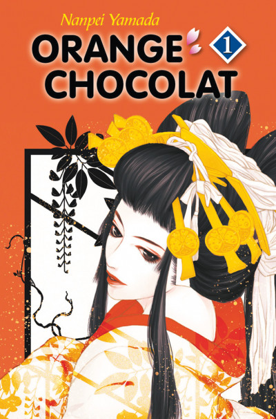 Couverture Orange chocolat tome 1