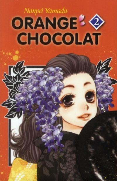 image de orange chocolat tome 2