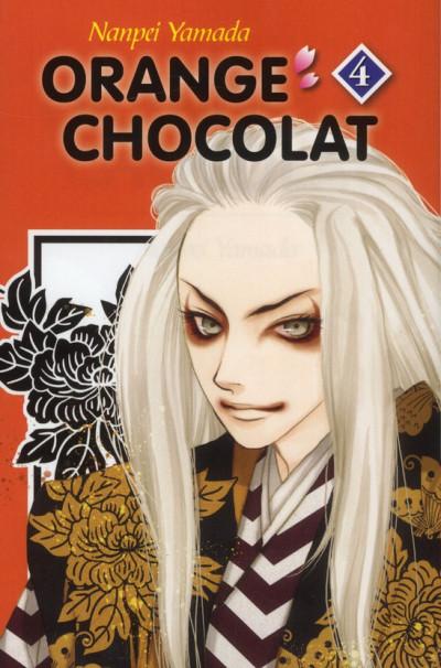 Couverture orange chocolat tome 4