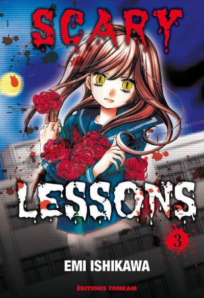 image de Scary lessons tome 3
