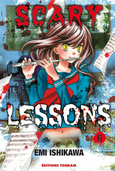 image de scary lessons tome 6