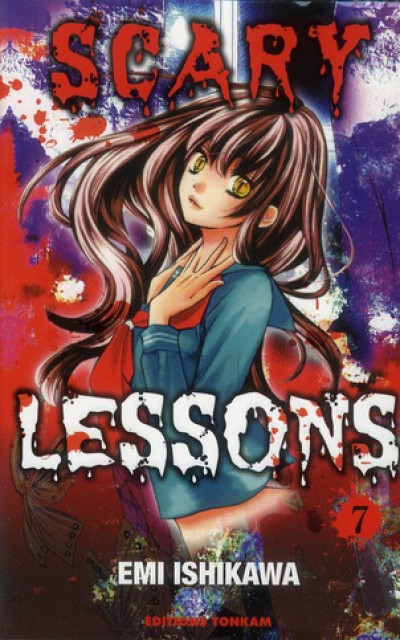 image de scary lessons tome 7